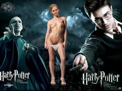 Harry Potter Hentai