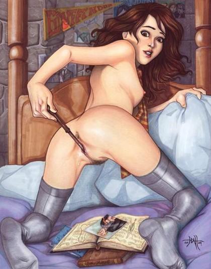 Hermione Jean Granger Porn