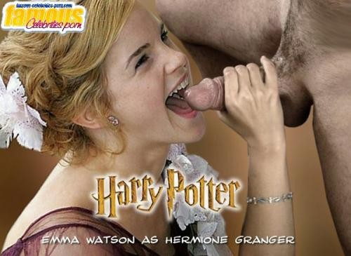 Harry Potter Hentai