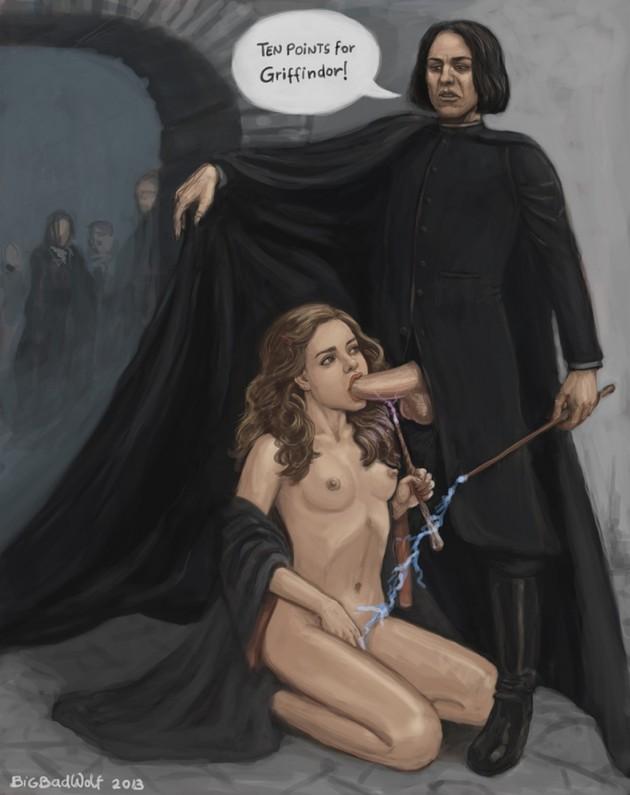 Nude Harry Potter Cartoon