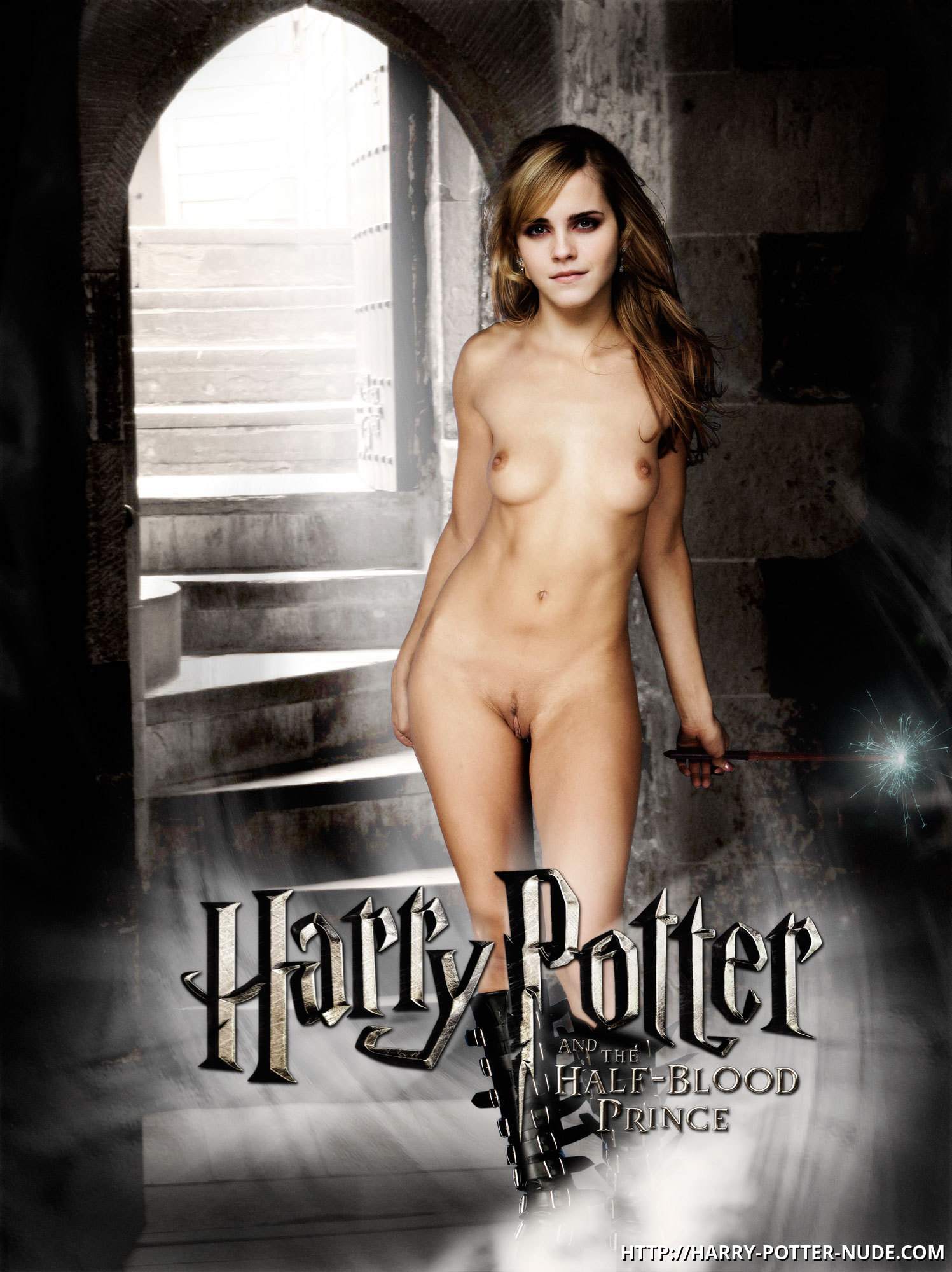 Hermione Jean Granger is ready to perform some naughty magic!