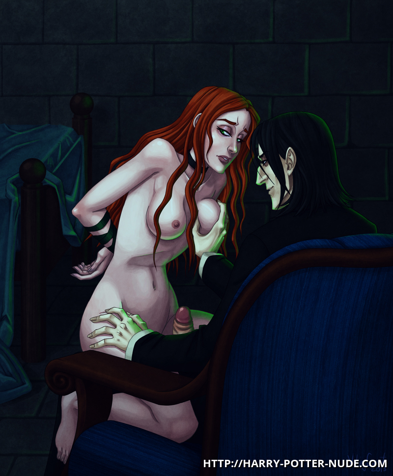 Harry Potter Sex Cartoon