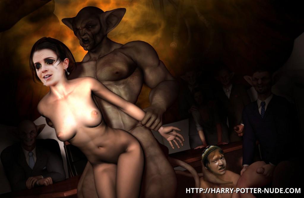 Harry Potter Porn Spoof