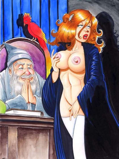 Harry Potter Hentai Gallery
