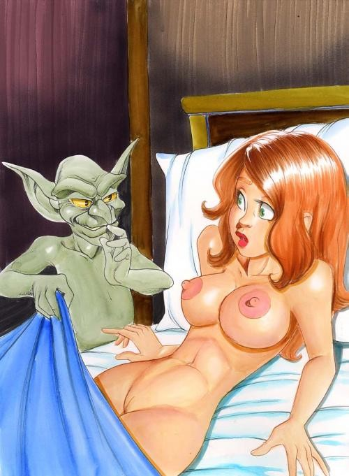 Harry Potter Cartoon Nude