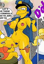Simpsons Hentai Hentai