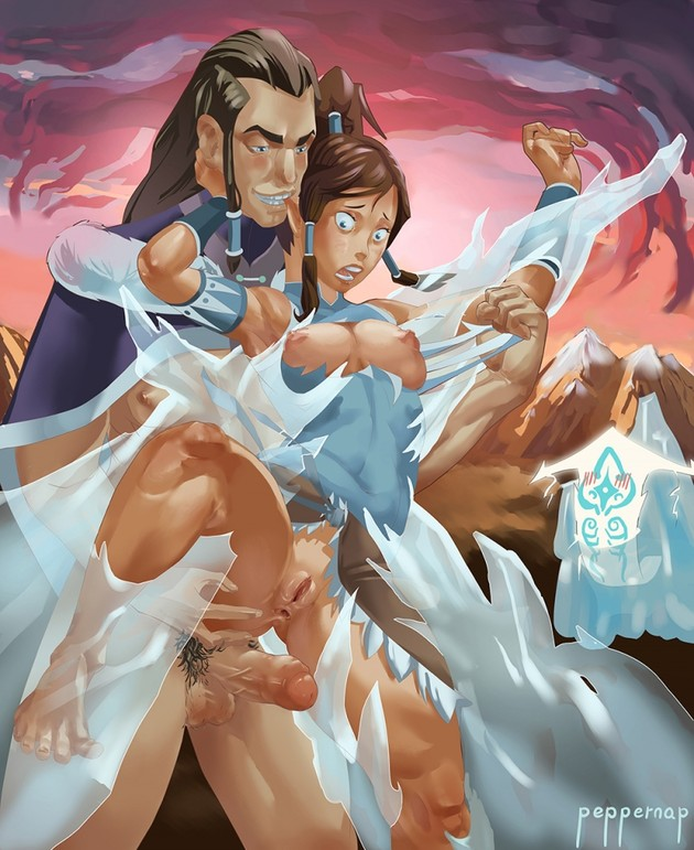 Legend Of Korra Porn Tube