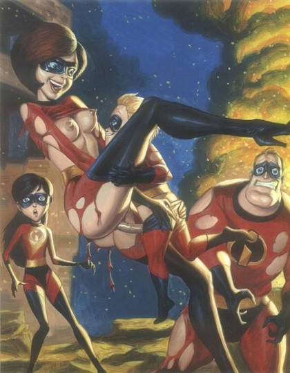 Incredibles Hentai Swf