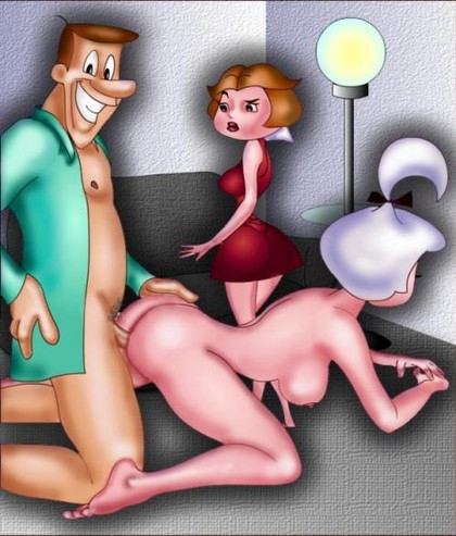 Free Cartoon Flintstones And Jetsons Sex