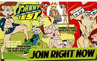 Johnny Test Porn