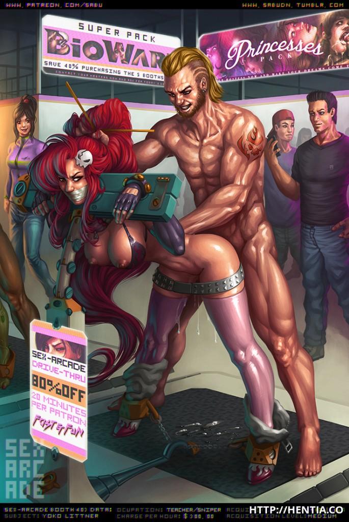 Young Justice Cartoon Porn