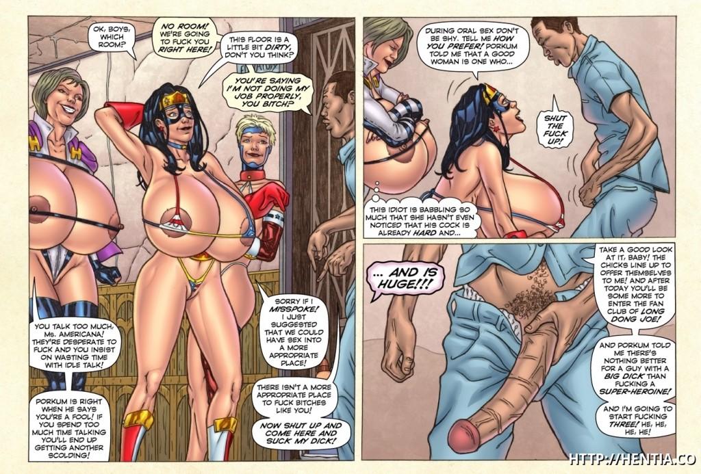 Superman Hentai