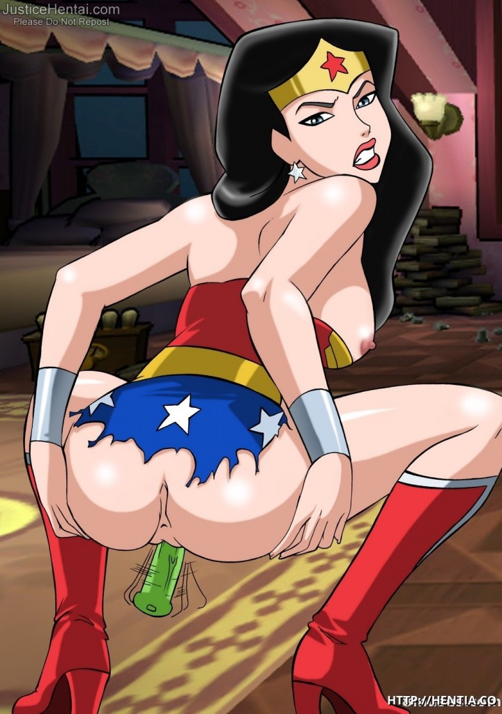 Wonder women having sex