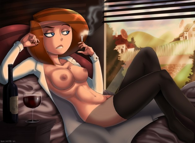 Kim Possible Porn Comics Kimcest
