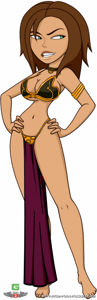 Tied Up Naked Kim Possible
