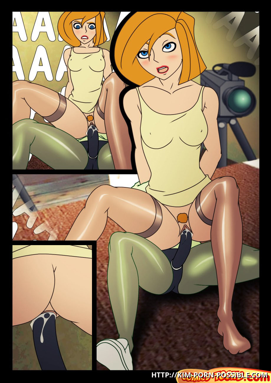 Cartoon Strip Sex Kim Possible