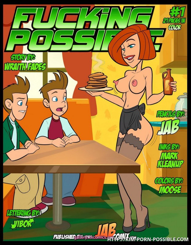 Kim Possible Porn Gallery