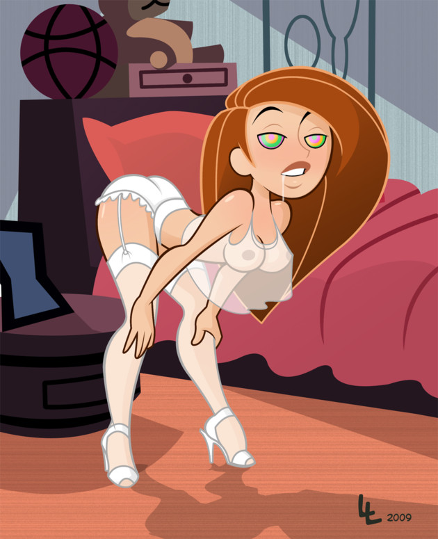 Kim Possible Puppet Sex