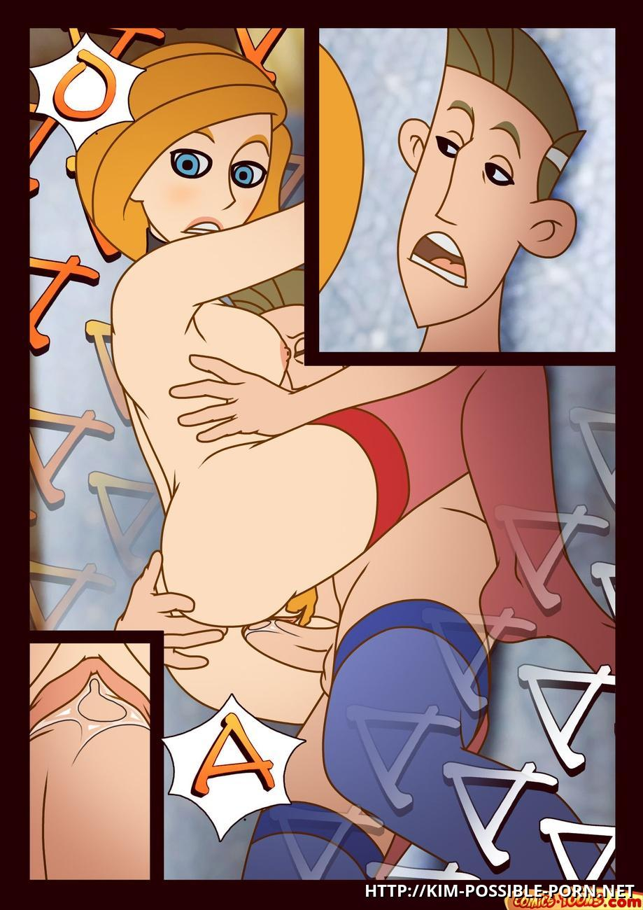Kim Possible Chickdick Hentai