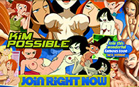 Kim Possible Hentai