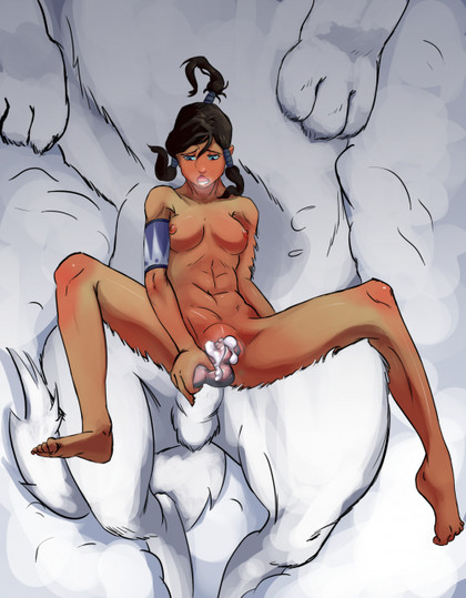 Avatar: The Legend of Korra Cartoon Sex
