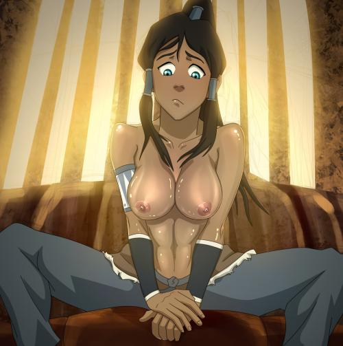legend of korra boobs