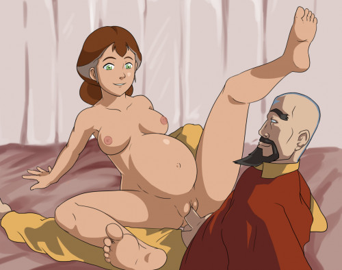 Avatar: The Legend of Korra Hentai