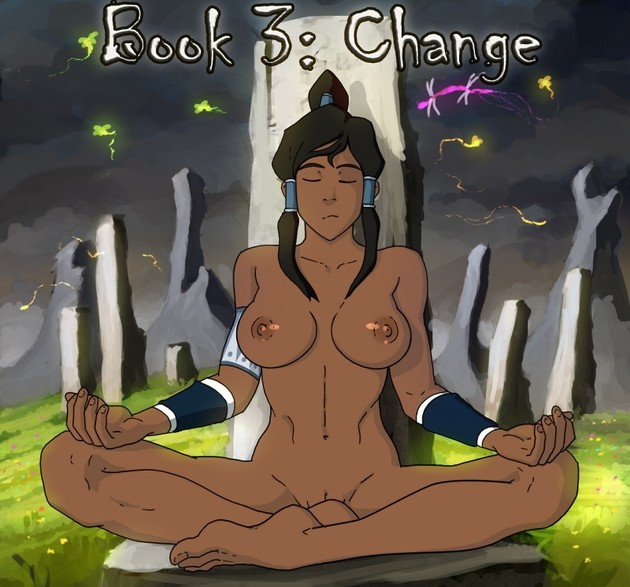 The Legend Of Korra Porn