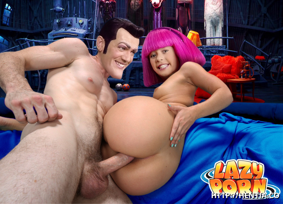 Stephanie is blessed to wellcome Robbie's massive beef whistle in her pink hole!