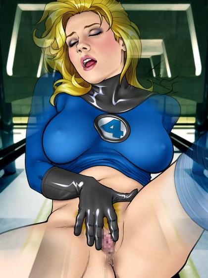 Marvel Comics Xxx