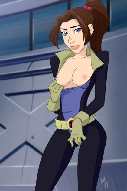 Xxx Marvel Women