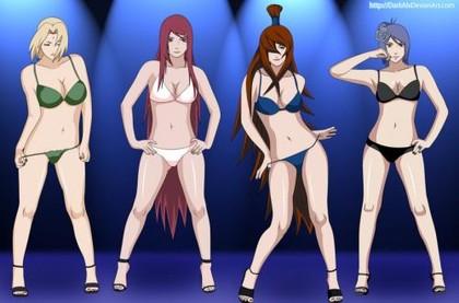Naked Naruto Tsunama