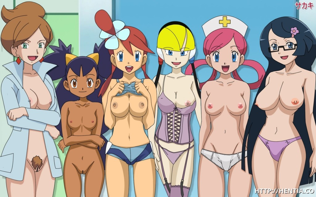 Pokemon Hentai Dawn
