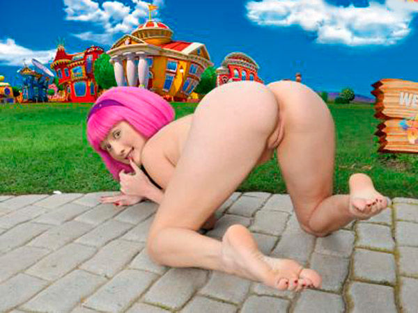 Lazy town porn rule tube