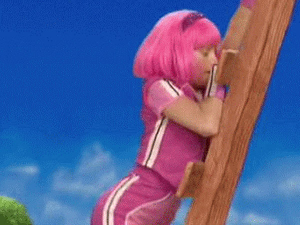 lazy town porn
