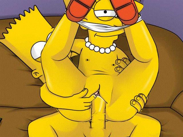 Simpsons Porn