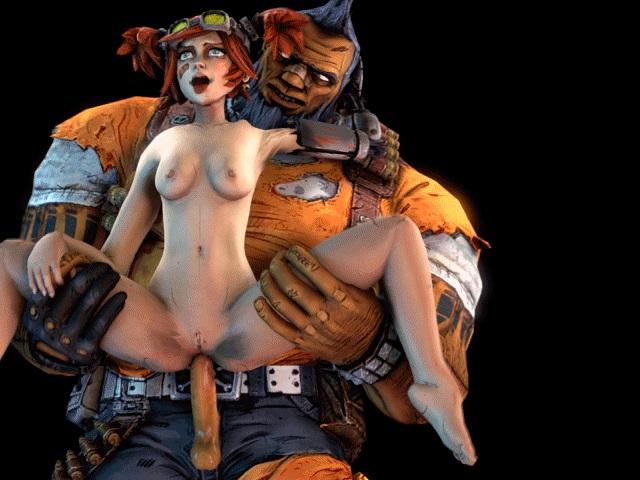 Порно бордерлендс фото