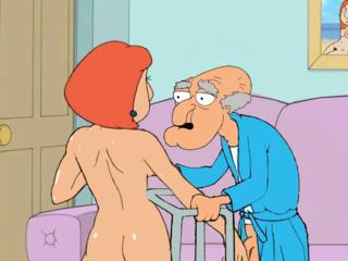 Family Guy Porn