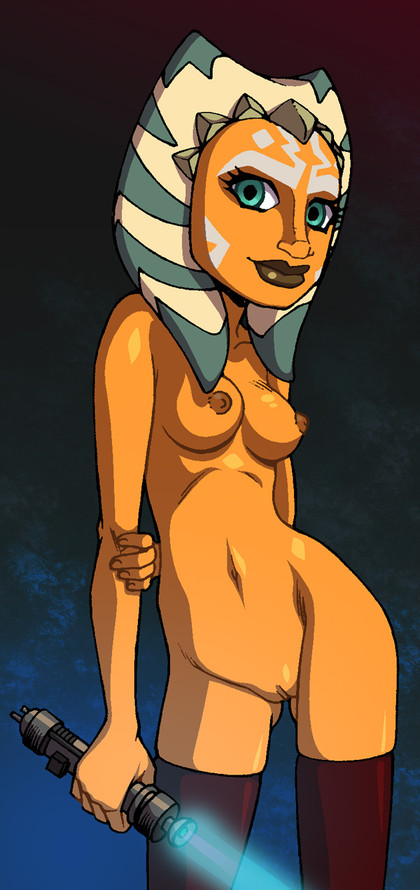Star Wars Toon Sex