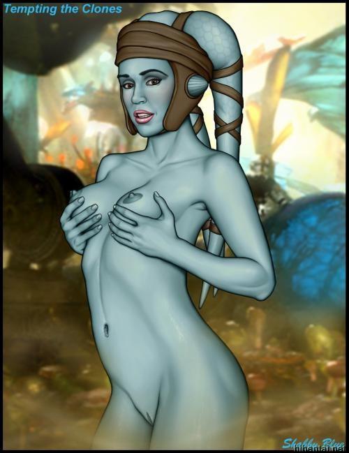 Aayla Secura Porn
