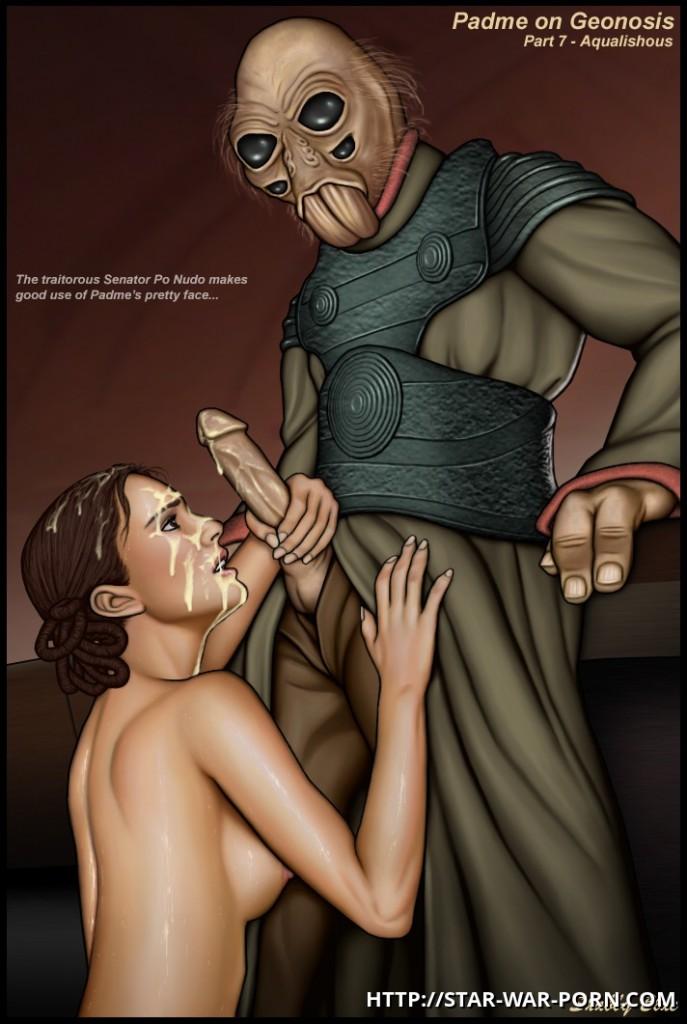 Star Wars Lesbian Porn