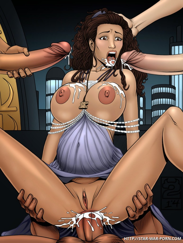 Star Wars The Clone Wars Porn