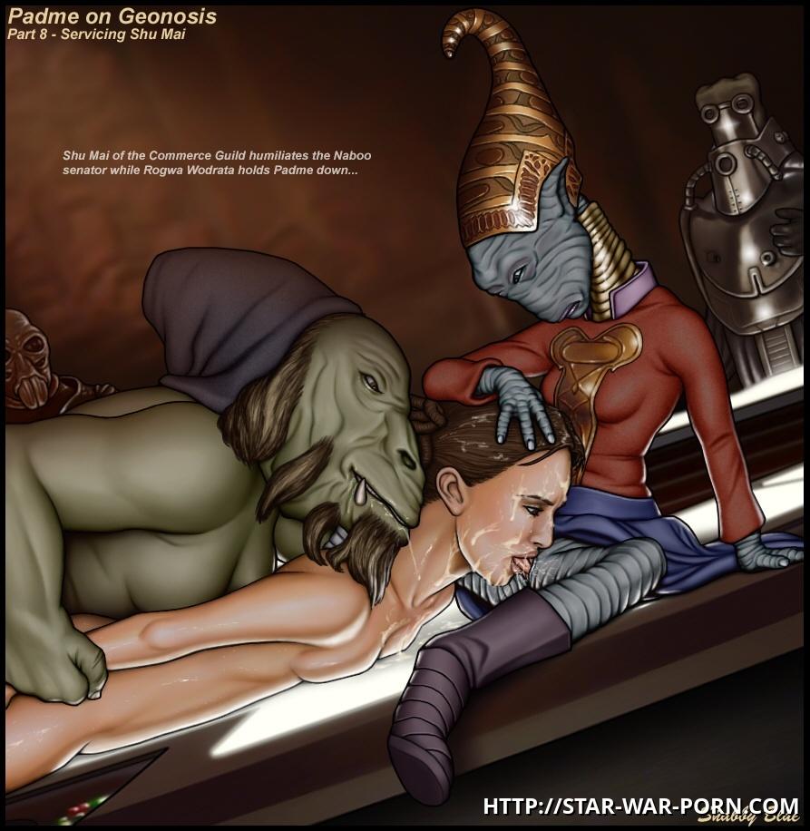 Star Wars Porn Comics