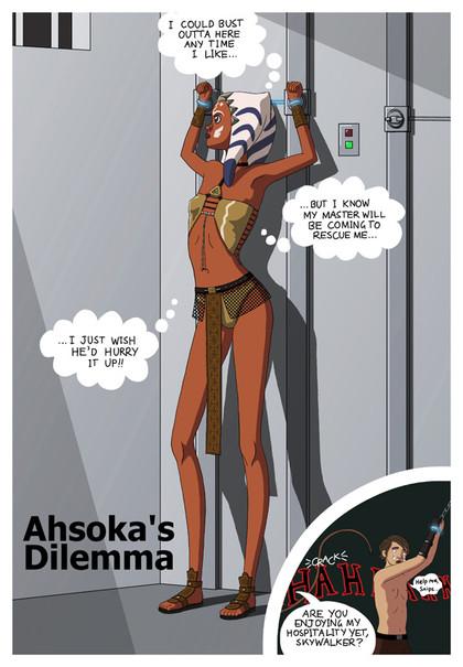 Ahsoka Tano Cartoon Sex