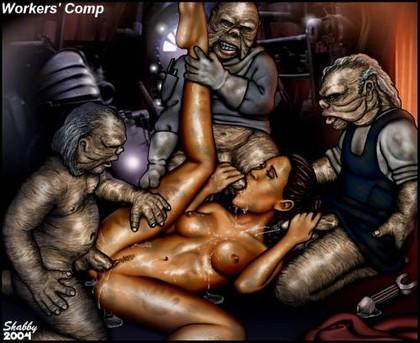 Star Wars Cartoon Sex