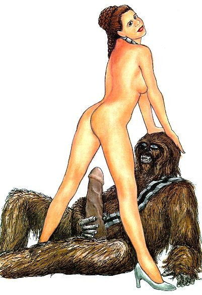 Star Wars Sex