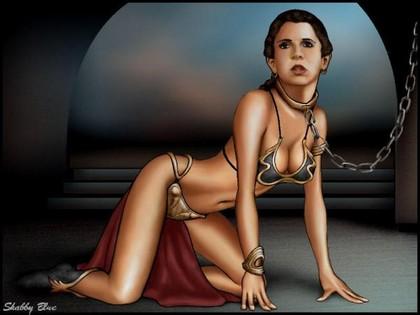 Star Wars Toon Porn