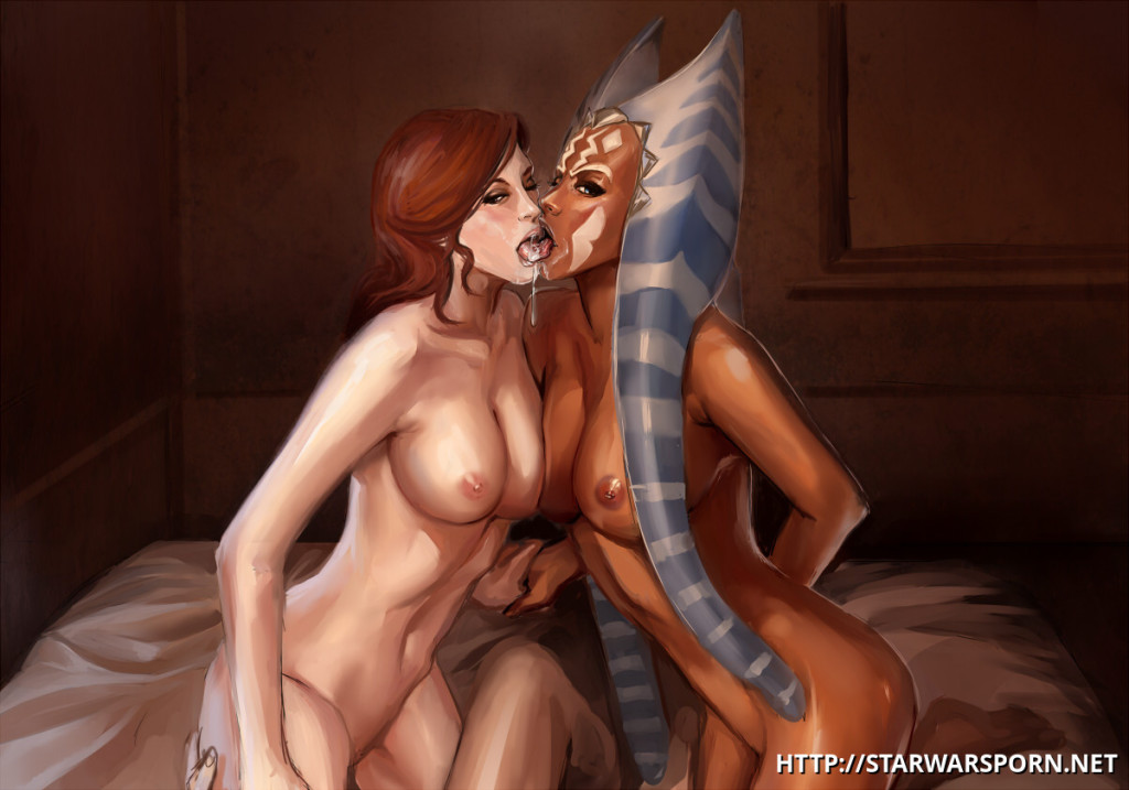 Star Wars Porn Games