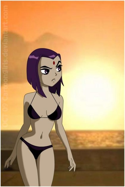 Raven Cartoon Sex