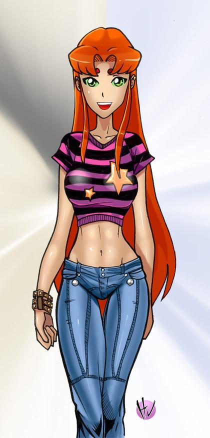 Teen Titans Cartoon Hentai